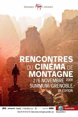Rencontres du cinema de montagne 2017