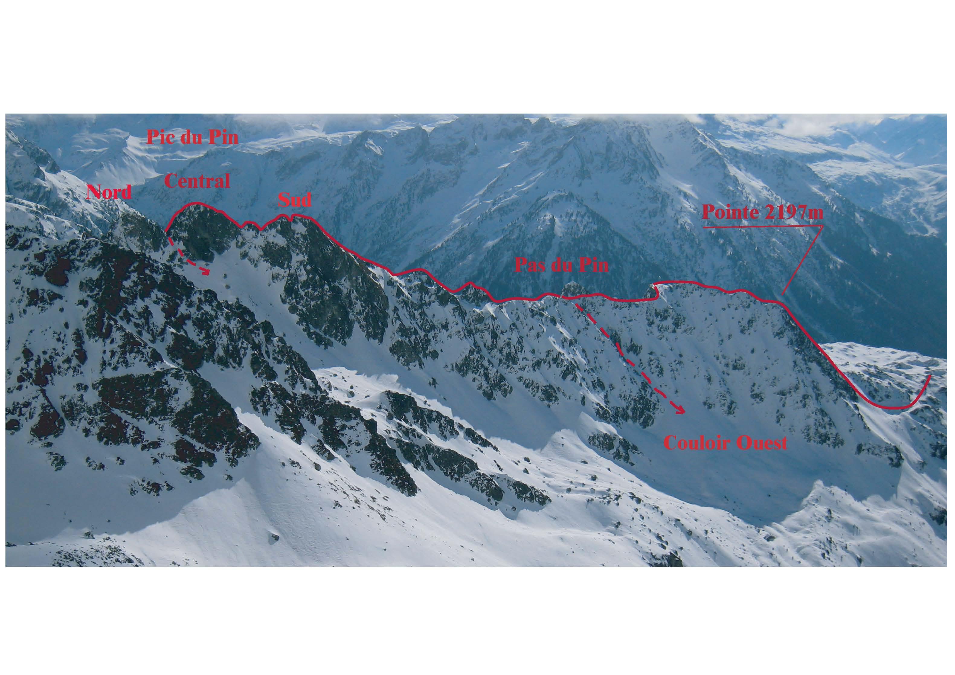 Pic du Pin - [Escalade en Dauphiné - France]